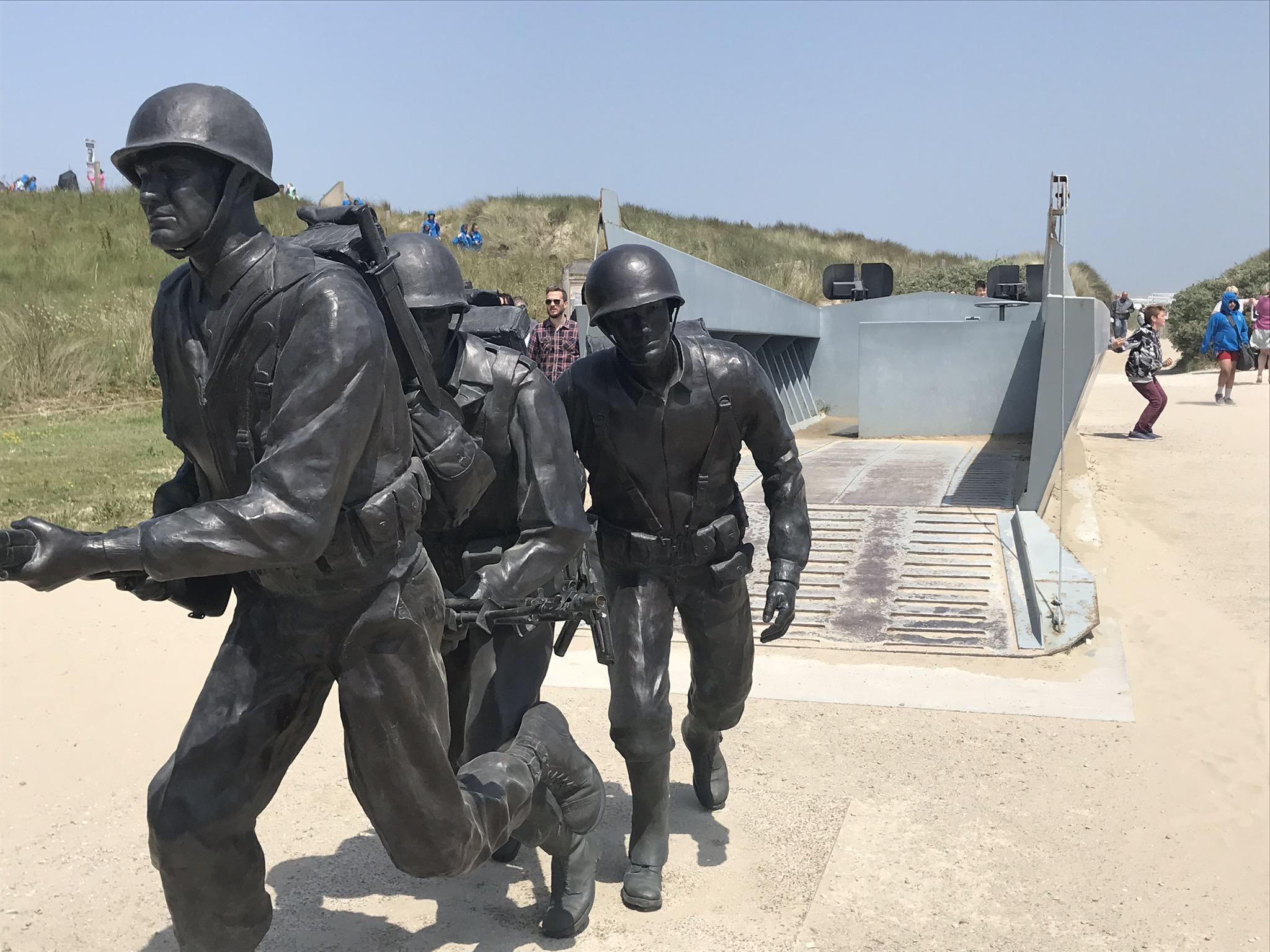 Utah Beach Memorial