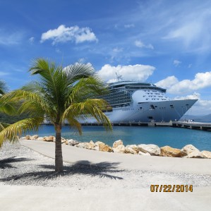 Freedom of the Seas in Haiti