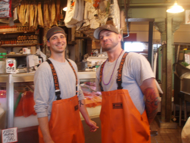 Fish Mongers of Seattle