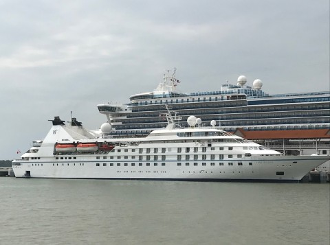 Windstar vs Princess