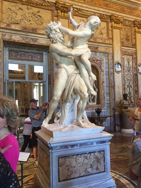 A Day at the Borghese Villa in Rome