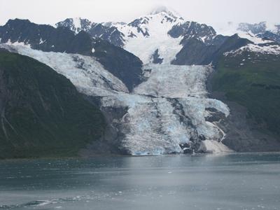 Alaska Coastal Glacier