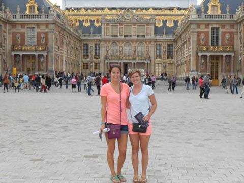 Graduates in Europe