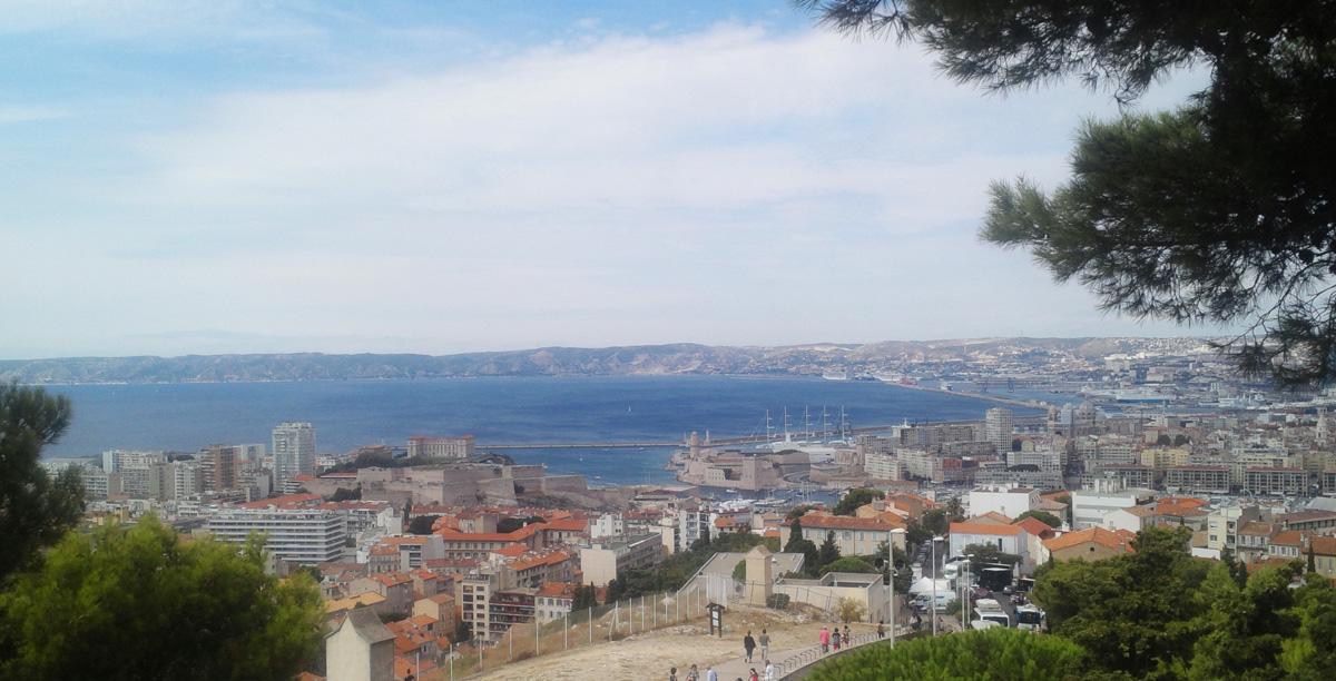 Marseilles Overlook