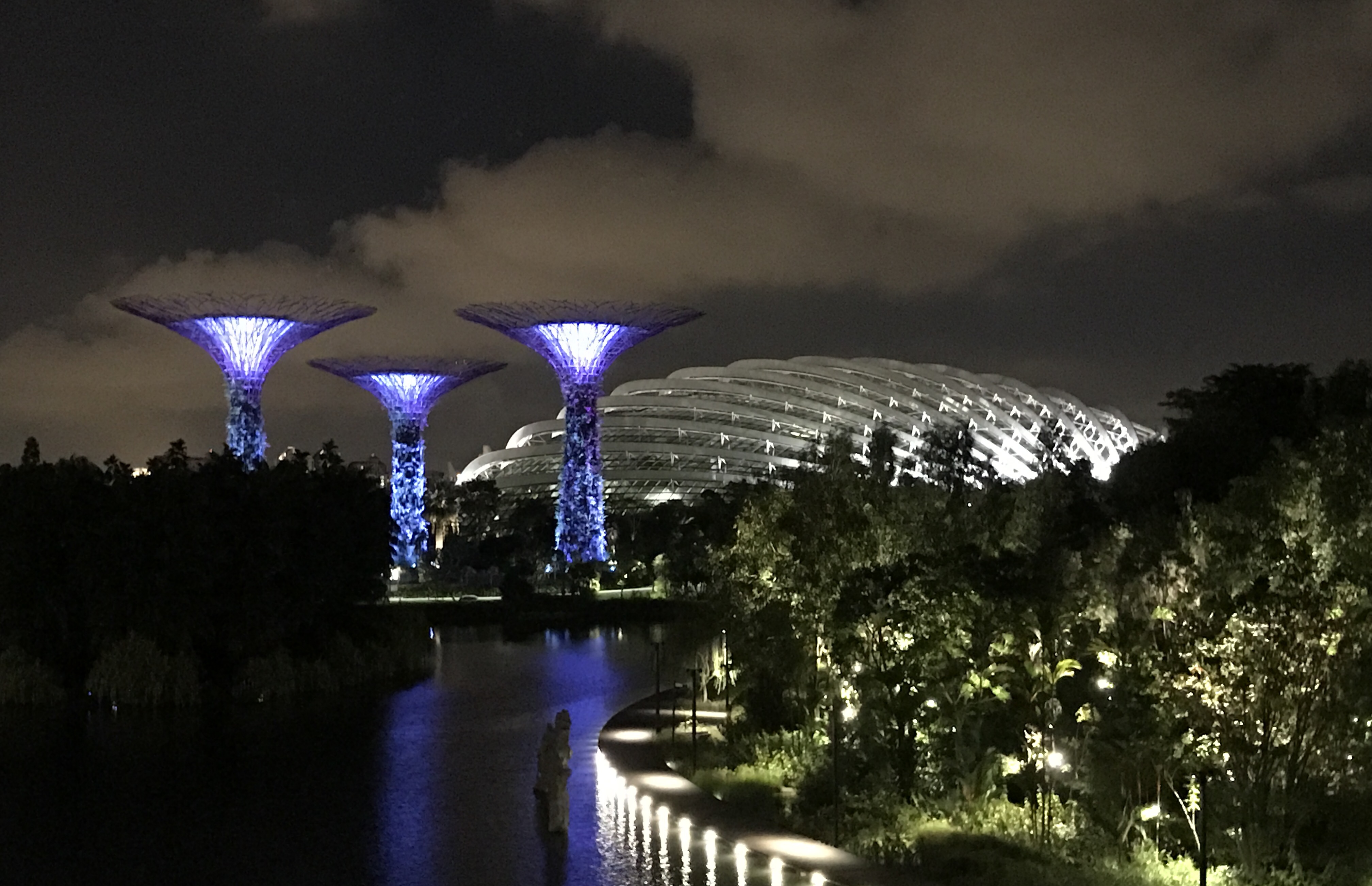 Singapore's Garden by the Bay